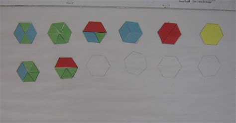 pattern blocks in kindergarten kindergarten news pattern block puzzles