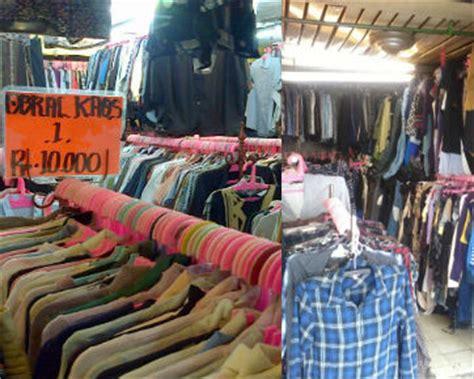 Toko Baju Cressida Di Jakarta 8 tempat mencari baju vintage mulai dari pasar senen sai pasar kodok