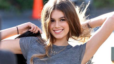 kaia gerber next supermodel new supermodel daughters glamour