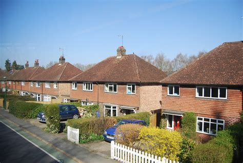 Semi Detached House Or Row House | semi detached houses forest row 169 n chadwick cc by sa 2 0