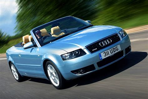 Audi A4 Cabrio Diesel by Audi A4 Cabriolet From 2001 Used Prices Parkers