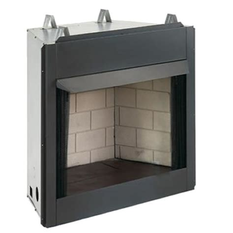 Gas Fireboxes For Fireplaces by Everwarm Sized 36 Quot Vent Free Firebox S Gas