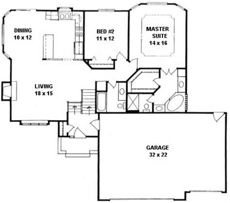 bi level house floor plans 1200 1200 sq ft house studio design gallery photo