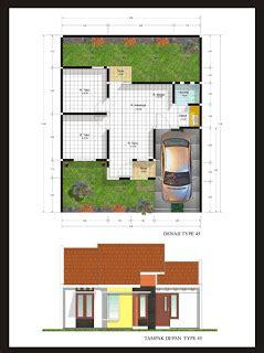 design interior rumah type 54 korean interior my house design in 36 45 54m2 type models