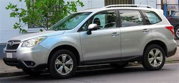 Subaru Outback Or Forester Subaru Forester