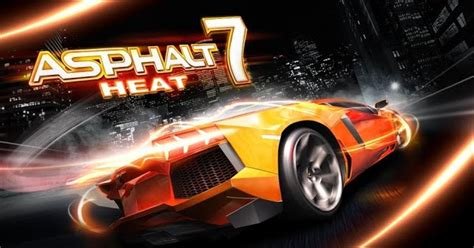 asphalt 7 apk and data androcorner asphalt 7 heat 1 0 5 apk data