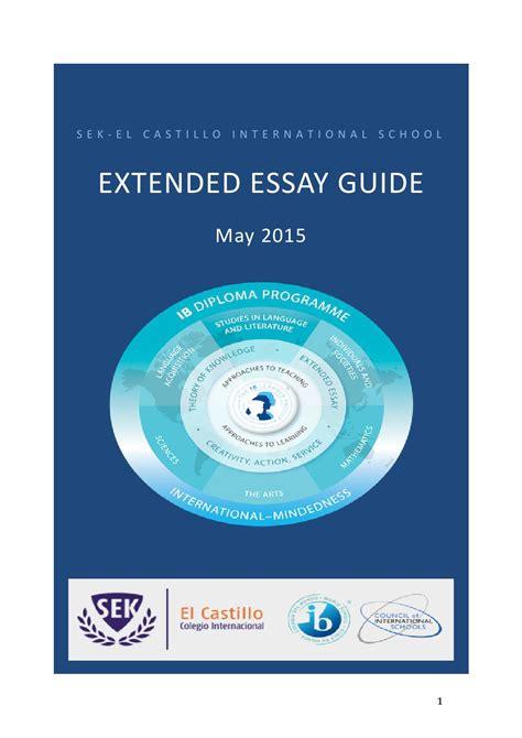 Extended Essay Guide by Extended Essay Guide By Global Study Pass Issuu