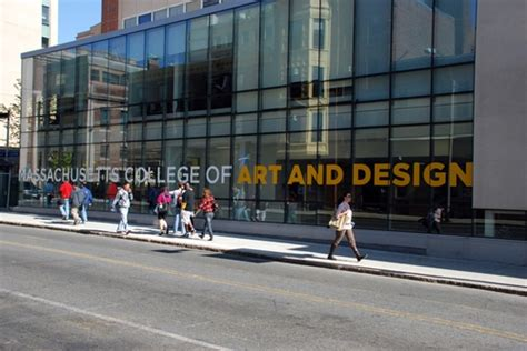Umass Boston Mba Ranking by Massachusetts College Of And Design Mass