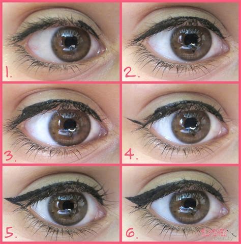 eyeliner tutorial beginners eyeliner guide for makeup beginners makeup makeup ideas