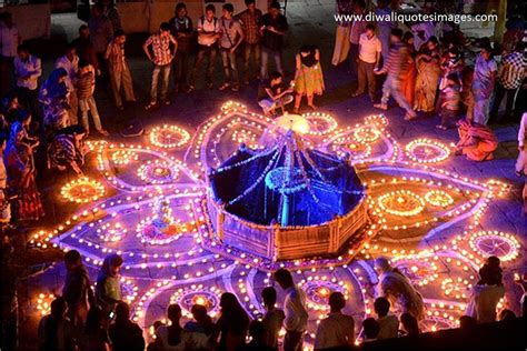 celebration of diwali in india festival of lights