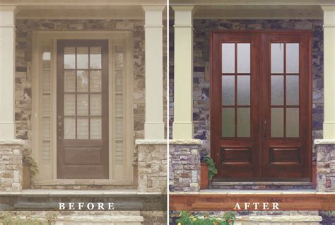 front door entrances double doors double entry exterior doors