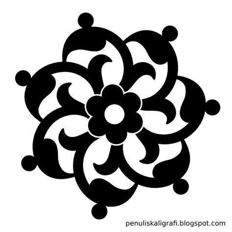ornamen pembatas ayat al qur an penulis kaligrafi pekanbaru