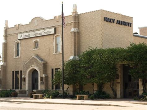 Allnutt Funeral Home Greeley by Facilities And Directions Allnutt Funeral Service