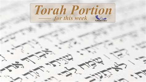 Torah Portion Calendar B Reisheet In The Beginning Torah Family