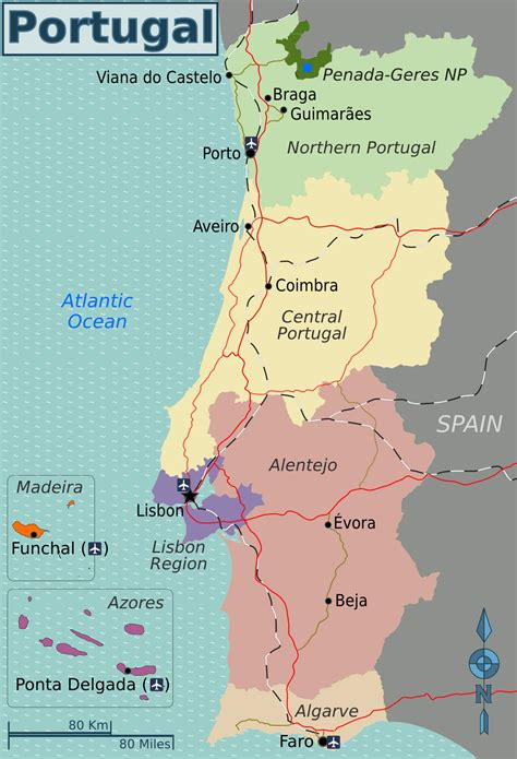 map of azores portugal travel guide at wikivoyage
