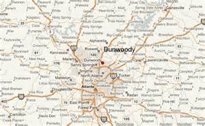 dunwoody map dunwoody location guide