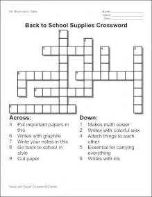 edubakery make a crossword puzzle with