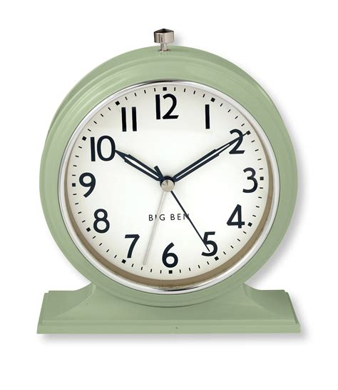 fancy 1931 big ben alarm clock clocks free shipping at l l bean