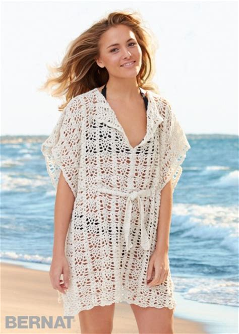 pattern beach cover up free free crochet beach cover up pattern crochet kingdom