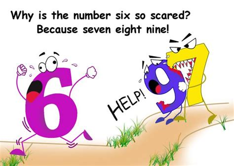 7 Jokes For jokes why is 7 the most feared number