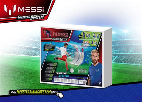 Set 4in1 4 in 1 football station messi system