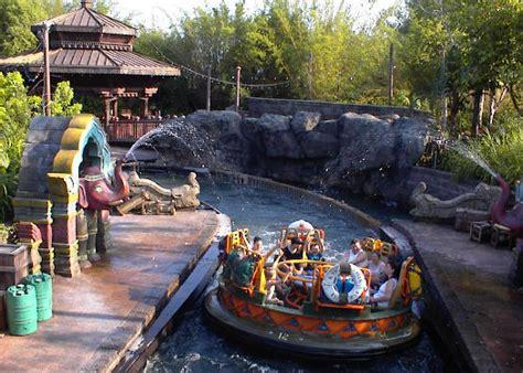 Busch Gardens Summer Pass - kali river rapids