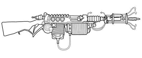 call of duty gun drawings www imgkid com the image kid