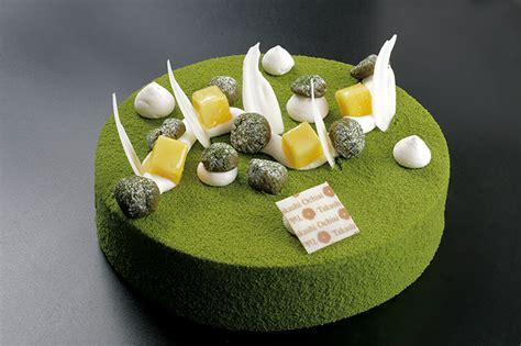 decorar un pastel de mango tarta mangocha de mango y t 233 verde matcha de aya higuchi