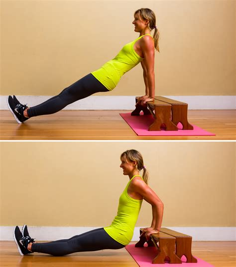 triceps bench dip triceps dips 5 triceps toners for summer styles popsugar fitness