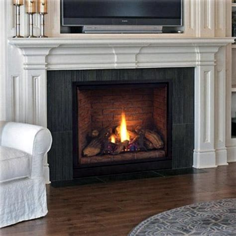 42 Inch Gas Fireplace by Monessen Bldv500nsc7 Belmont Series 42 Inch Gas