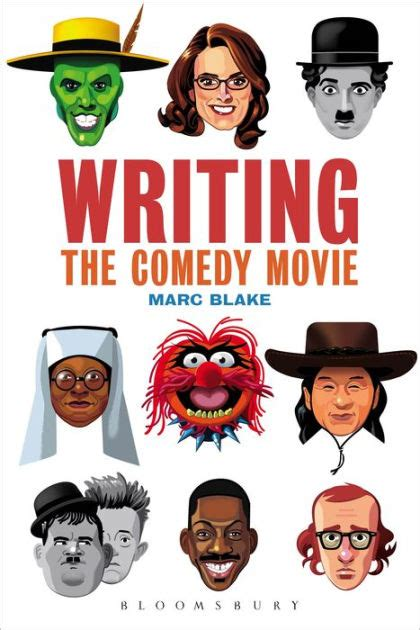comedy film essay writing the comedy movie by marc blake hardcover barnes