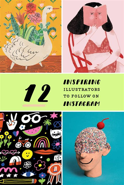 best illustrators inspiration instagram 12 of the best illustrators on