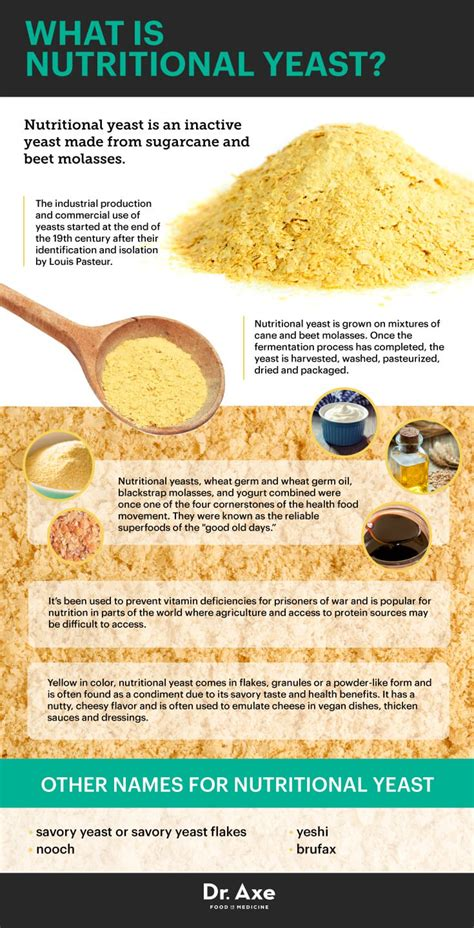 nutritional yeast the antiviral antibacterial immune booster dr axe