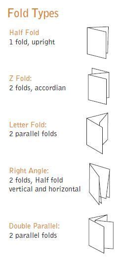 Types Of Paper Folds - 83 best images about about s on the