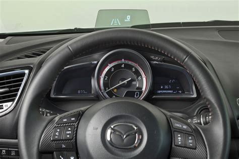 2014 mazda3 arrives in europe with mzd connect hmi image