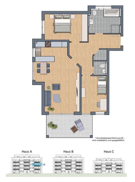 wohnungen reutlingen provisionsfrei 3 zimmer neubauwohnung mit gro 223 em balkon wohnen am