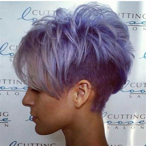 faded colour hairstyles 20 short hairstyle color ideas short hairstyles 2017