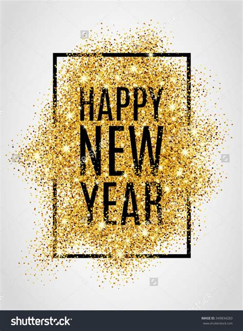 new year colors and gold happy new year gold glitter new year gold background