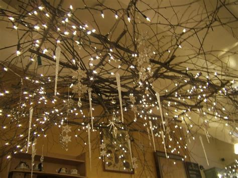 Ceiling Light Decorations Best 25 Twig Chandelier Ideas On Pinterest Twig Definition Twig Lights And