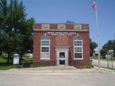 Centerline Post Office by Center Illinois