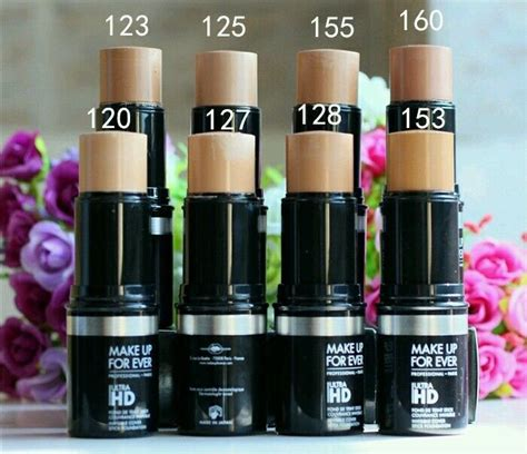 Makeup Forever Hd Stick makeup forever ultra hd invisible cover stick foundation