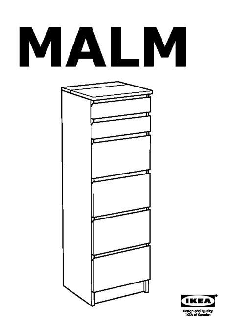 Malm Ikea 6 Tiroirs by Malm Commode 6 Tiroirs Blanc Miroir Ikea Ikeapedia