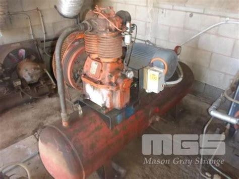 compair broomwade stationery air compressor butcher shop boats vehicles broken hill