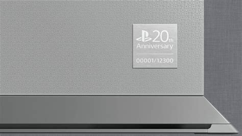 New Stick Ps4 Anniversary 20th Original 20th anniversary edition ps4 put up for auction
