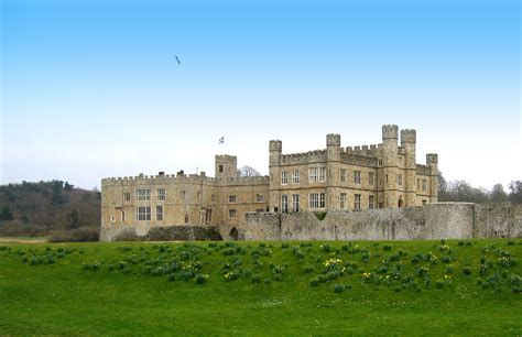 leeds castle english  margate