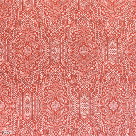 upholstery fabric indianapolis lava red paisley prints upholstery fabric