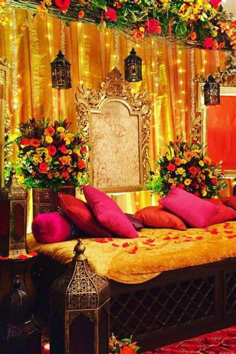 arabian night mehndi evening decor  sw  asian