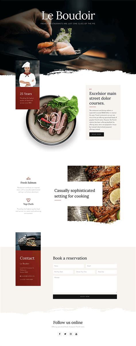 restaurant profile template restaurant profile template choice image template design