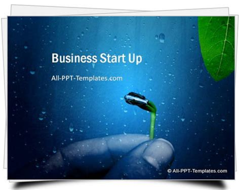 Setting Up A Business Plan Template Reportz725 Web Fc2 Com Business Startup Presentation Ppt