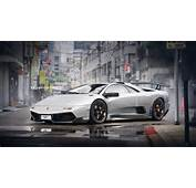 Lamborghini Diablo Goes Back To The Future With A 21st
